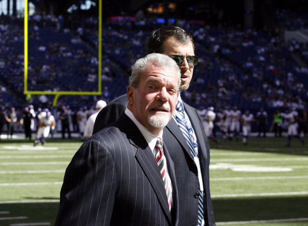 Jim Irsay demands – check that, DEMANDS – better protection fro…