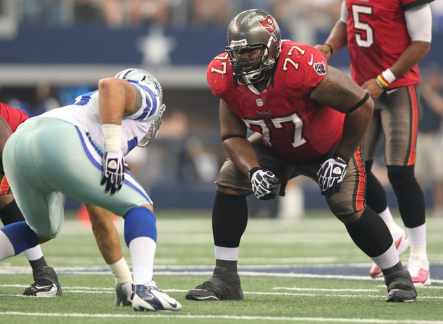 Buccaneers lineman Carl Nicks' MRSA infection is back, report s…