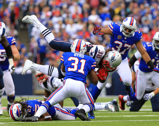 Week 1 Injury Report: Buffalo Bills' secondary a mess with Tom …