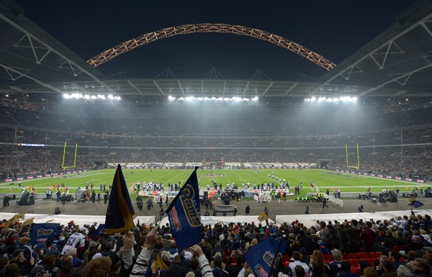 The NFL can try to force a team in London, but the players will…