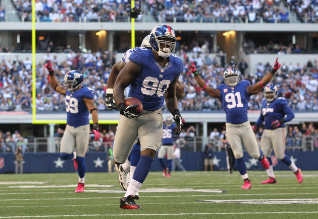Jason Pierre-Paul on whether he can play Week 1 after back surg…