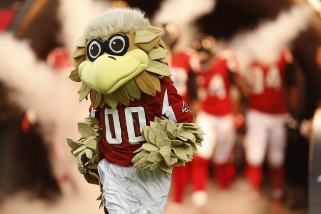 Falcons mascot apoligizes for 'insensitive' Twitter message abo…