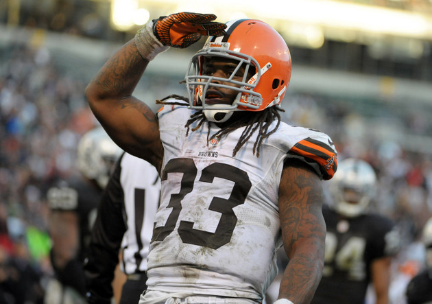 Cleveland Browns fans seem quite angry over the Trent Richardso…