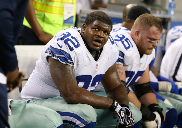 The Cowboys announced that Josh Brent, who's awaiting trial for…