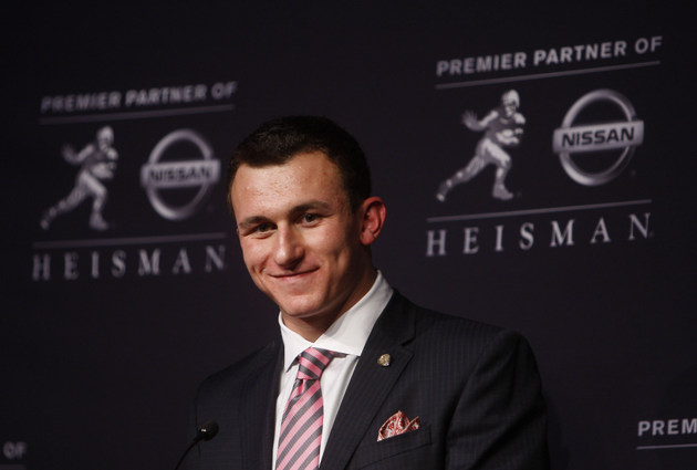 Will all of Johnny Manziel's off-field antics matter for his NF…
