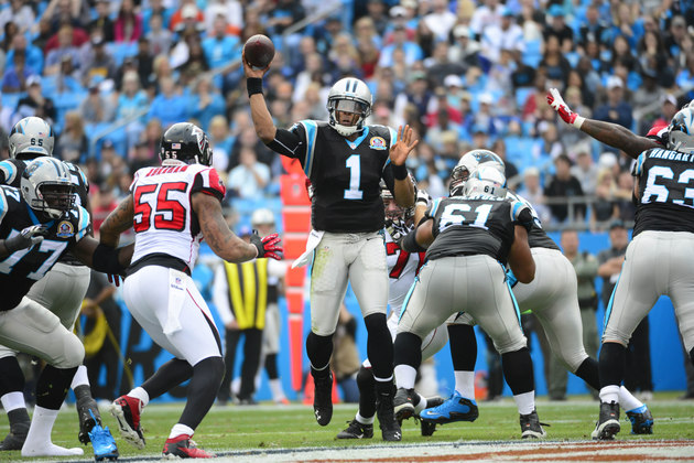 Cam Newton says he's still an Atlanta Falcons fan (but at least…