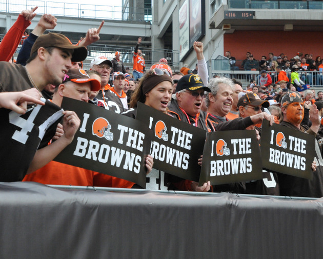 Fan leaves hilarious request in obituary for Cleveland Browns p…