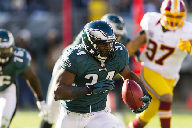 Philadelphia Eagles RB Bryce Brown's dogs, seized from kennel s…
