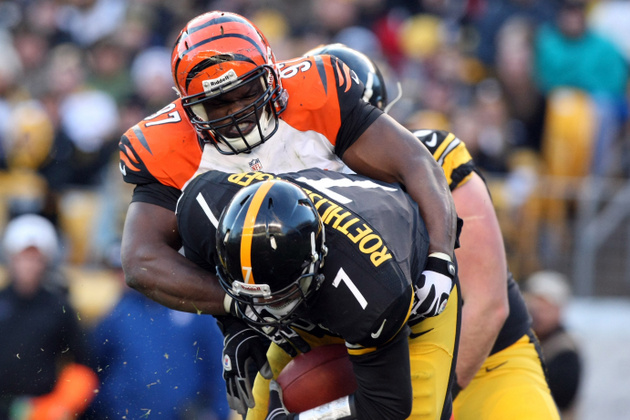 Cincinnati Bengals sign Geno Atkins to a five-year, $55 million…