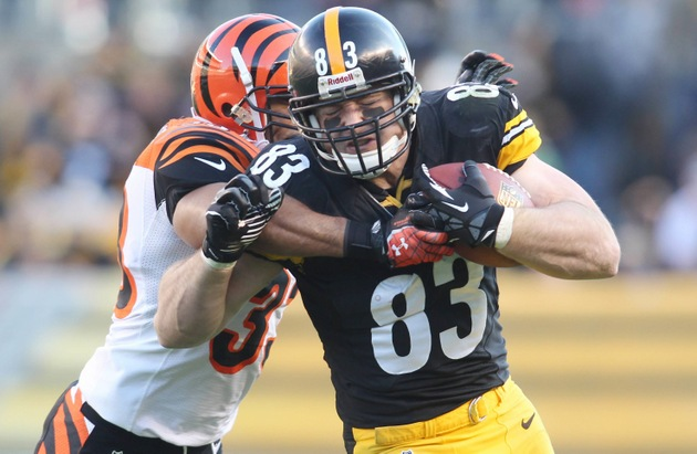Week 3 NFL injury report: Steelers could get Heath Miller, Le'V…