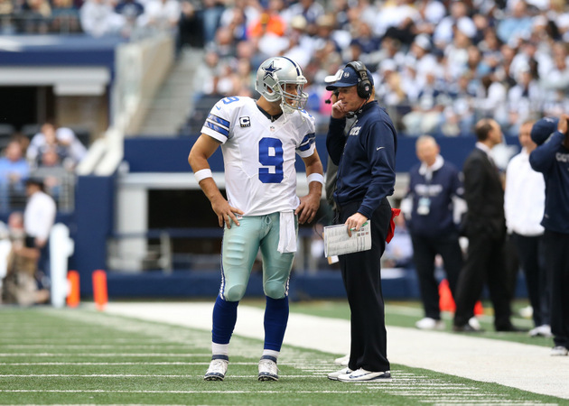 There's drama over whether Tony Romo will play in Hall of Fame …