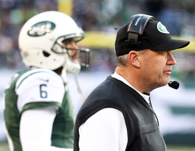 Rex Ryan is unable to say if he'll have the final word on who s…