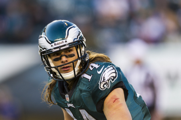 Philadelphia Eagles receiver Riley Cooper apologizes for using …