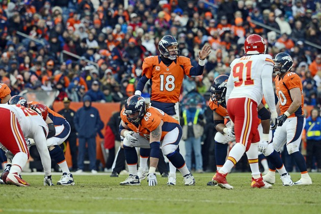 Game of the Week: Chiefs can show they're for real against Peyt…