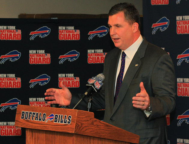 Doug Marrone does NOT like your questions about Mario Williams,…