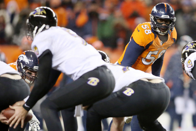 Von Miller's possible suspension might make the AFC race even m…