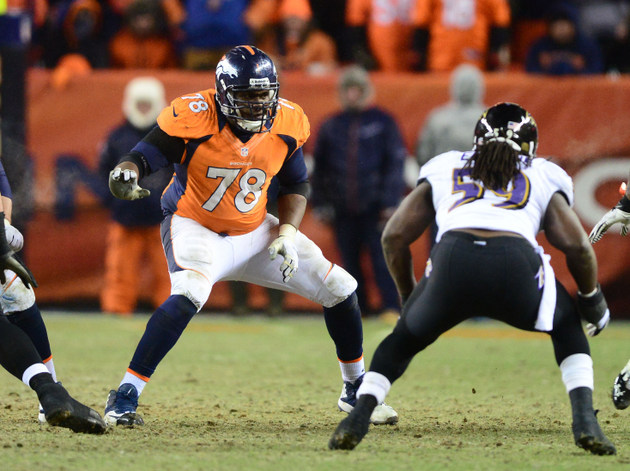 Ryan Clady's season officially over as Broncos put their star l…