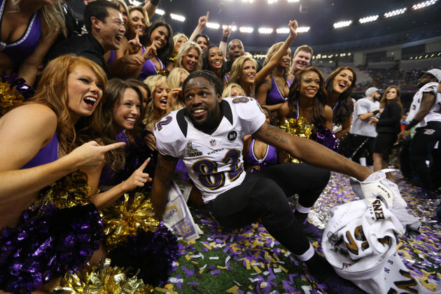 Torrey Smith has a Twitter war with New England Patriots fans