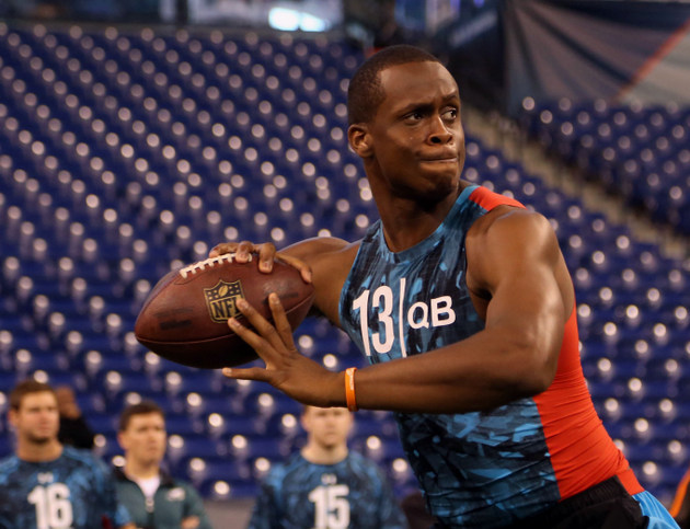 Geno Smith rips 'so-called experts' on Twitter as he fires back…