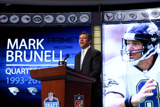 Brunell won't be surprised to see the Jaguars move to London