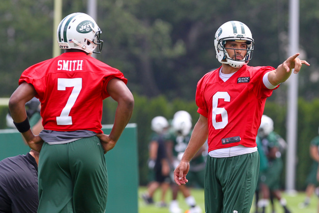 Mark Sanchez ready for New York Jets QB competition: 'I'm going…