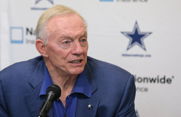 Dallas Cowboys owner Jerry Jones says CT Scan reveals he has th…