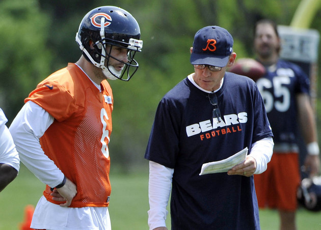 Cutler: Not distracted, won't talk contract
