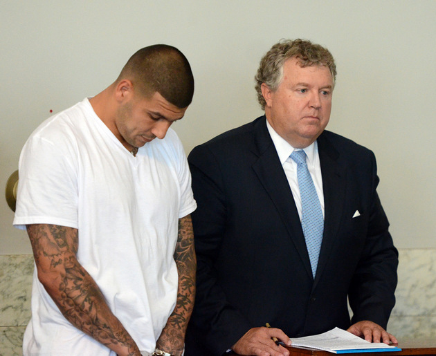 ACLU is concerned about how Aaron Hernandez is being treated in…