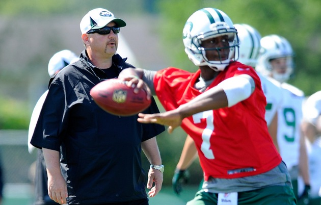 Geno Smith, Jets putting in extra time on players' days off