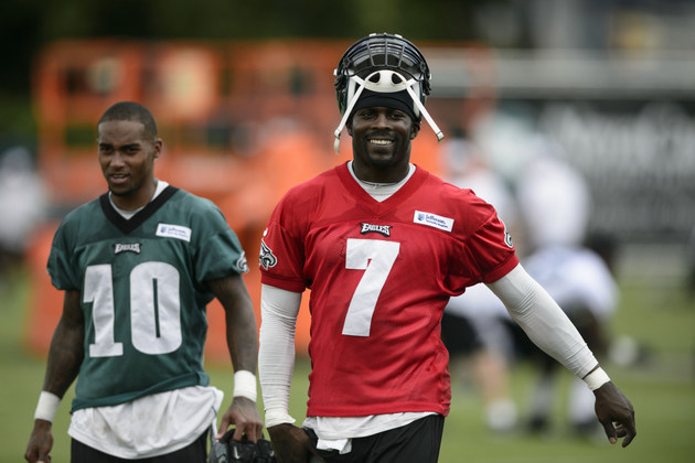 Michael Vick expected to get first start at QB for Philadelphia…