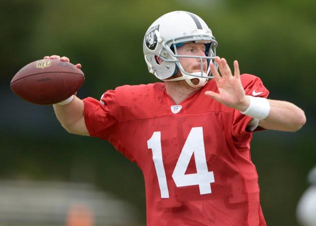 Quarterback health check: Manning probably, Ponder looking good…
