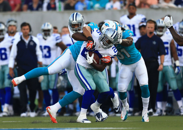 NFL season kicks off as Cowboys beat Dolphins in the Hall of Fa…