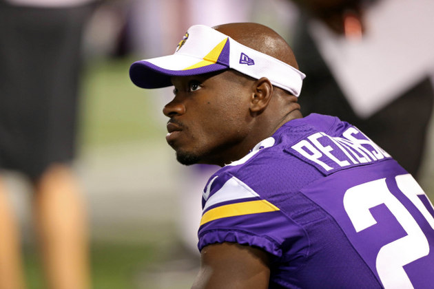 Adrian Peterson joins the list of people who think college play…