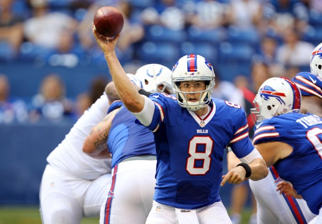 Who is Jeff Tuel? Nine facts about the Buffalo Bills' possible …