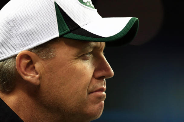 Jets coach Rex Ryan defends decision to skip final cuts to atte…