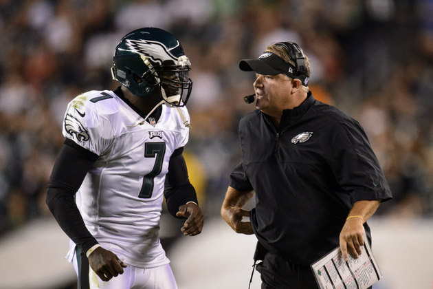 Can Chip Kelly trust Michael Vick?