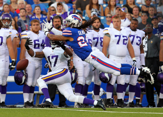 Stephon Gilmore out 8 weeks as Buffalo Bills' ills keep on moun…