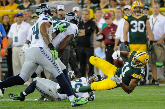 Green Bay's defense contains Russell Wilson as rematch with Col…