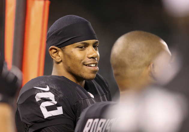 Is Terrelle Pryor pushing Matt Flynn for Oakland Raiders' start…
