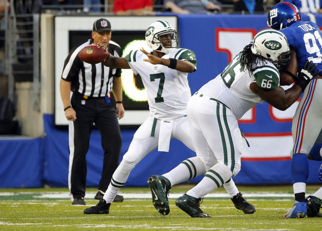 Geno Smith has some horrible mistakes in bid to win job, but th…