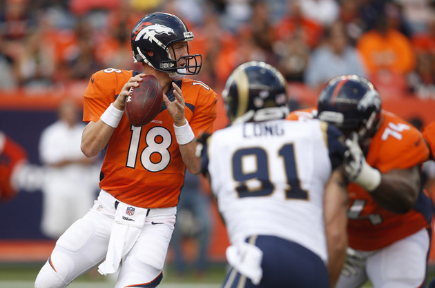 Denver Broncos' answer to current struggles might be more Peyto…