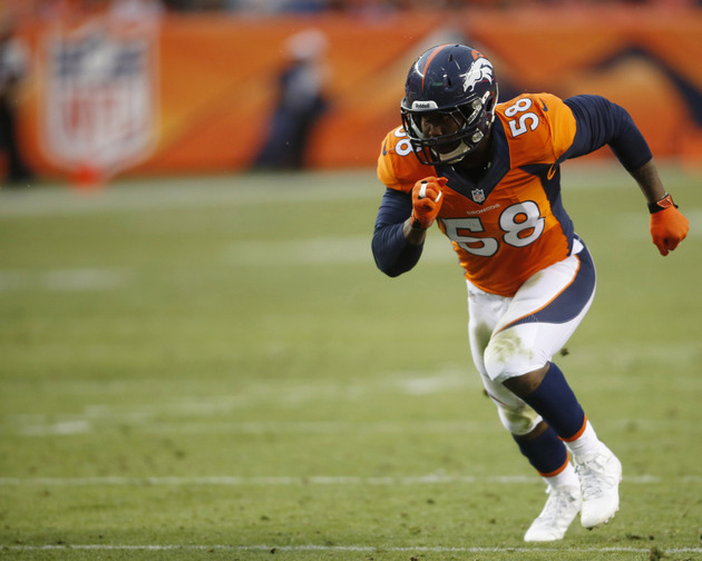 Von Miller's six-game suspension ends, says 'I feel like I have…