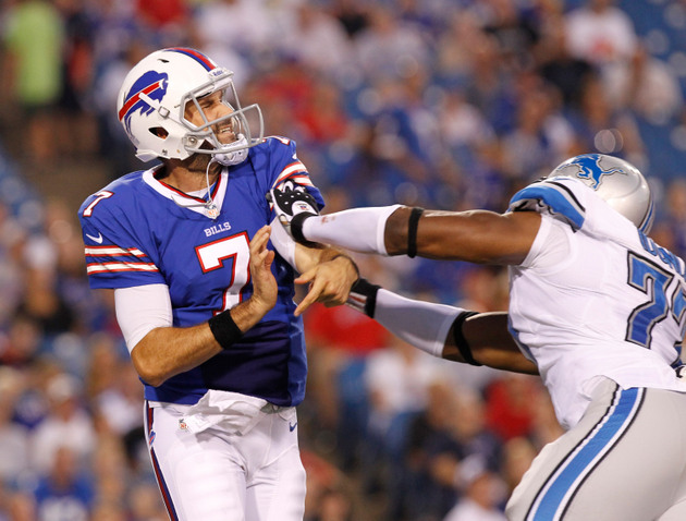 Friday's NFL cuts: Is Matt Leinart already out in Buffalo?