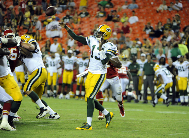 Vince Young tweets out goodbye as Green Bay sends him packing