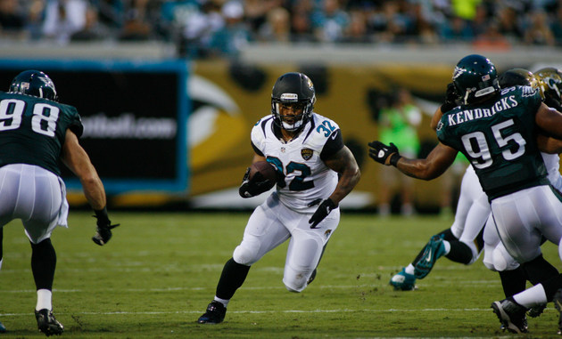 Maurice Jones-Drew wasn't sure his heart was into training camp…