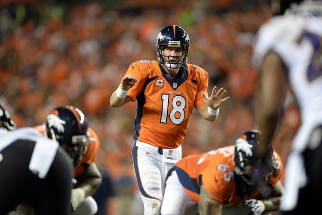 Peyton Manning ties NFL record with seven touchdown passes in r…