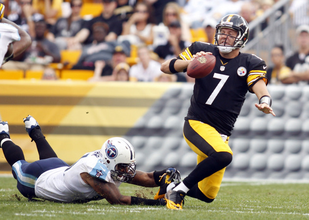 Almost everyone was on upset alert in Week 1, Steelers and Bucc…