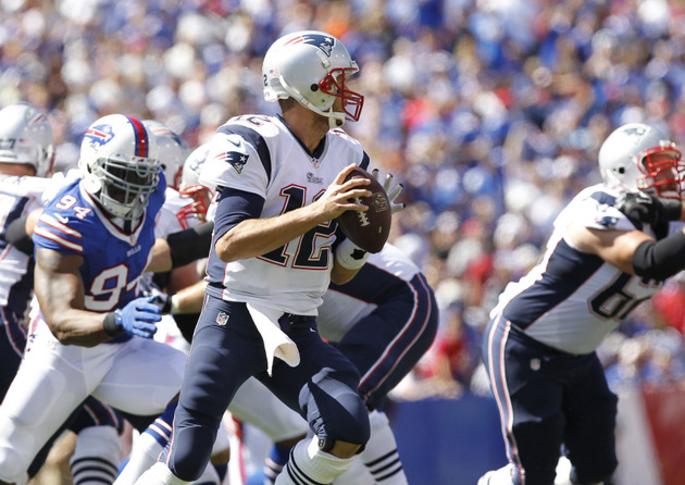 New England Patriots hang on to win, but who can they count on …
