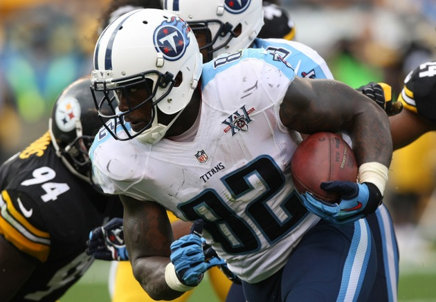 Charitable Delanie Walker on facing 49ers, a healing Aldon Smit…