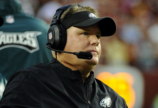 Chip Kelly admits a day later that milking the clock might have…